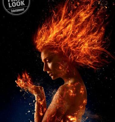 Here's your first look at Sophie Turner as the title character in X-Men: Dark Phoenix