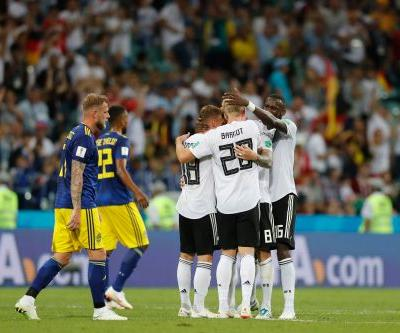 """Germany's message after stunning winner: """"We're still alive"""""""