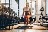 See How Sore 2 Dumbbells Can Make You With This 30-Minute Full-Body Workout