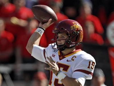 Purdy, Iowa State keep rolling in 34-24 win over Texas Tech