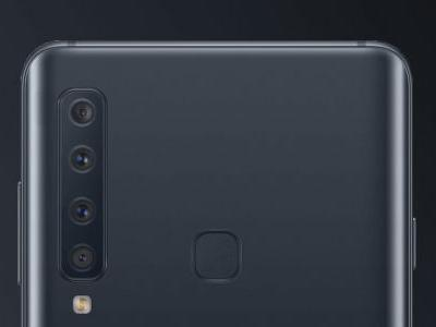 Samsung Galaxy A9 will have four rear cameras, according to new leaked image
