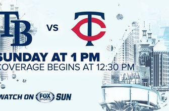 Preview: Rays set sights on series split against Jake Odorizzi, Twins