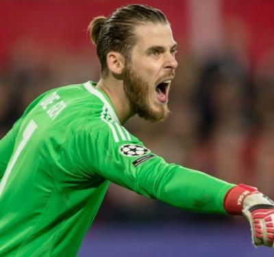 De Gea makes most Champions League saves for Man Utd since 2011
