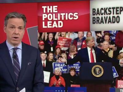 Jake Tapper: White House Cancelled My John Bolton Interview After Trump Attacked CNN