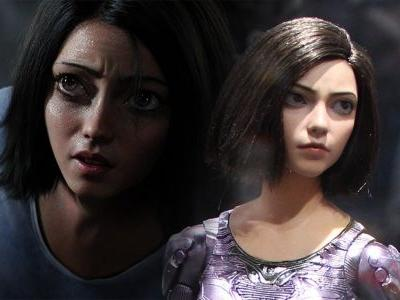 Closer Look at Alita Revealed by Battle Angel SDCC Figure
