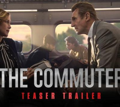 The Commuter Official Teaser Trailer Starring Liam Neeson