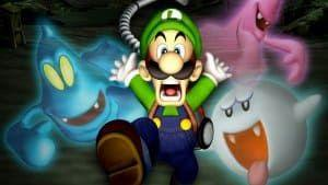 Luigi's Mansion Review