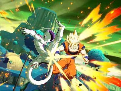 New Dragon Ball FighterZ Trailer Shows Off Story Mode
