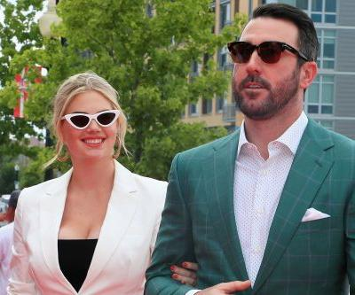 Kate Upton and Justin Verlander welcome a baby girl