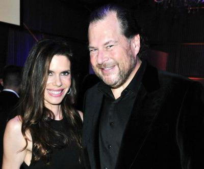 Salesforce co-founder and wife buy Time magazine