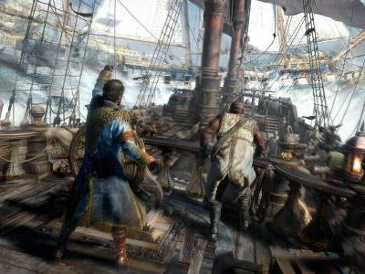 Skull and Bones resurfaces in announcement of a TV adaptation