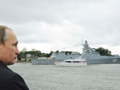 Russia sent a massive naval armada to Syria - and looks to be readying to fight the US