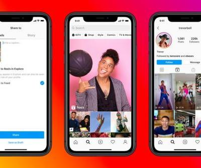 Instagram's New Video Feature Reels Officially Debuts in U.S