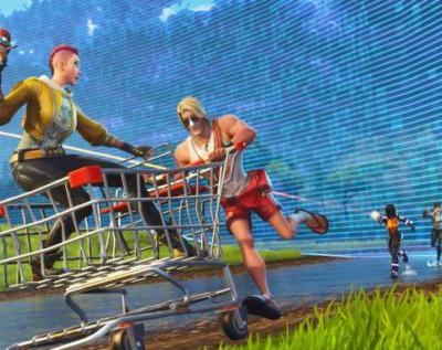 Fortnite for Switch won't need an Online subscription to play