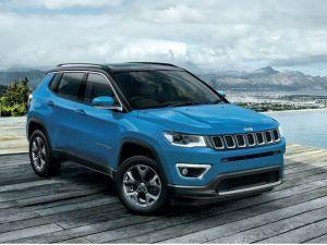 Jeep Compass Limited Plus Launched Gets Sunroof To Stick Your Head Out Of