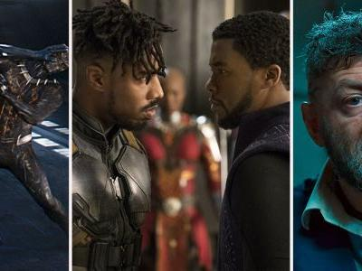 Black Panther: 15 Things You Didn't Know About Killmonger
