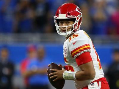 Patrick Mahomes injury update: Chiefs QB ruled out after being helped off field after getting hurt on sneak