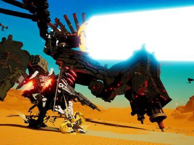 Daemon X Machina Gets Demo and Release Window