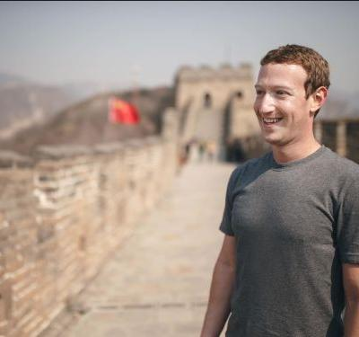 Facebook warns that blowing up Silicon Valley firms through regulation might allow sinister Chinese companies to dominate the internet