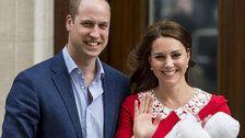Where To Find The Duchess Of Cambridge's Birth Announcement Dress