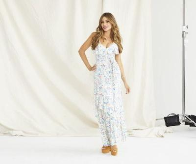 OK, Sofía Vergara's New Walmart Summer Collection Is Actually Swoon-worthy