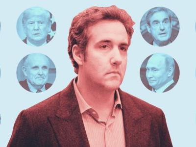 The investigation surrounding Trump's former lawyer Michael Cohen is quickly becoming one of the biggest stories in America - here's a full timeline of events