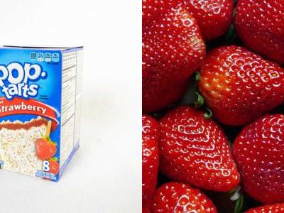Kellogg's is being sued for not having enough strawberry in their Pop-Tarts