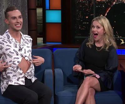 The Reese Witherspoon/Adam Rippon Rom-Com of Your Dreams Is Closer Than Ever