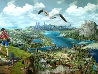One Piece: World Seeker Review - King Of The One Piece Games