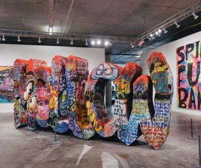 BEYOND THE STREETS NEW YORK Spotlights Over 150 Works by Iconic Graffiti Artists