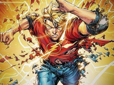 The Flash: YEAR ONE Begins Barry Allen's Secret Origin
