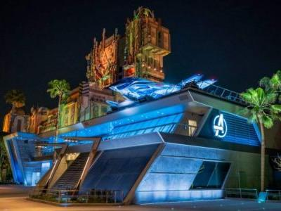 Disneyland's massive Avengers Campus will open to the public in June