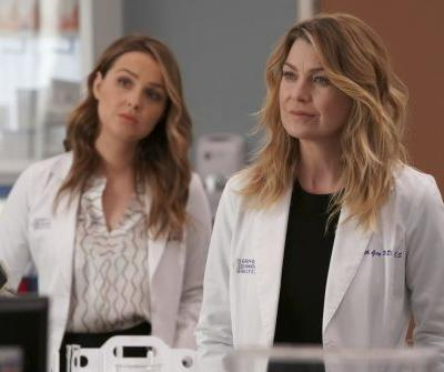 Meredith Grey Is the Feminist Icon We Need in 2018