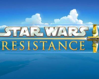 Star Wars Resistance animated show arrives on Disney Channel this fall