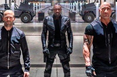 New Hobbs & Shaw Image Unites Fast & Furious Duo for