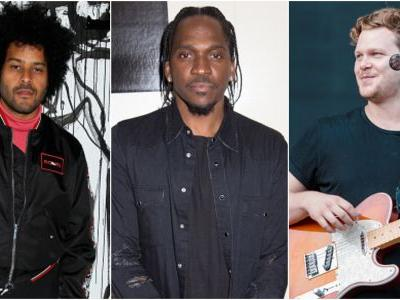 """Alt-J Bring PUSHA-T and Twin Shadow in for a New """"In Cold Blood"""" on 'Colbert'"""
