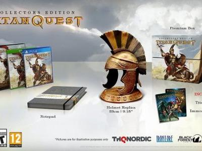 Titan Quest is coming to PS4 and Xbox One in March, in the works for Switch