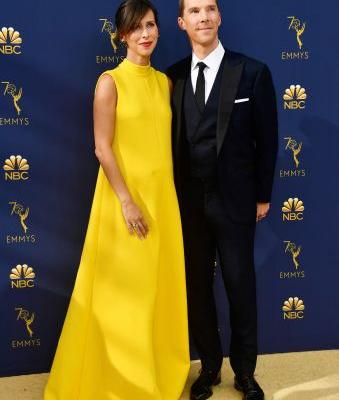 This Trend Went Viral on the Emmys Red Carpet