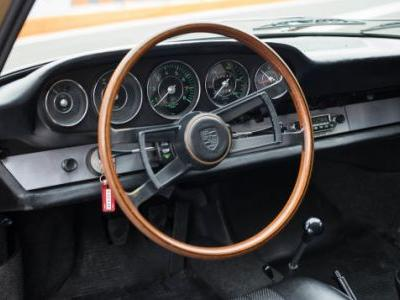 How the Porsche 911's Interior and Iconic Five-Gauge Cluster Have Evolved Over Time