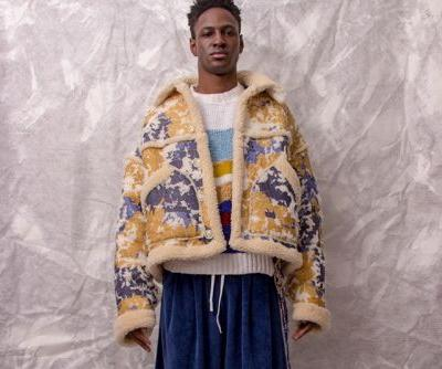 KA WA KEY Continues To Experiment With Textures for Fall/Winter 2018