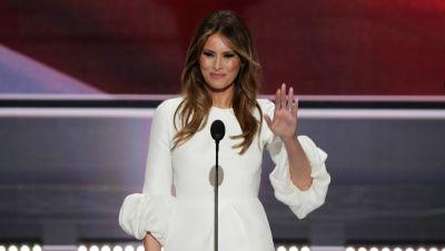 Which Designers Are and Aren't in Favor of Dressing Melania Trump