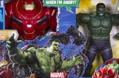 New Infinity War Toys Further Hint at Hulk Deleted SceneA new