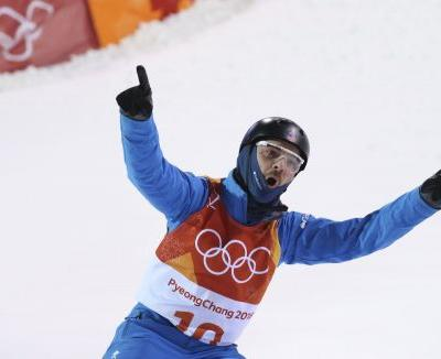 This American skier competed in his dead brother's ski suit in an emotional tribute at the Winter Olympics