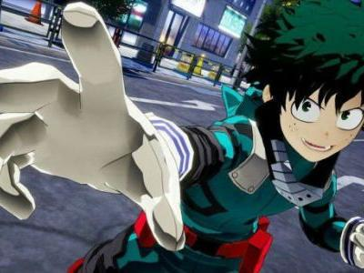 New Gameplay Shows My Hero Academia: One's Justice In Action