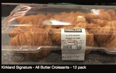 Costco stores in Canada recall croissants for plastic