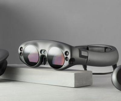 Magic Leap is Bringing the NBA to Its Augmented Reality Goggles