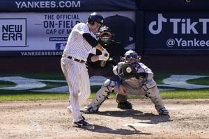 Yankees' Jay Bruce, 34, to retire after Sunday's game