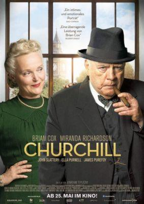 Churchill, the movie about Winston Churchill and his wife Clementine
