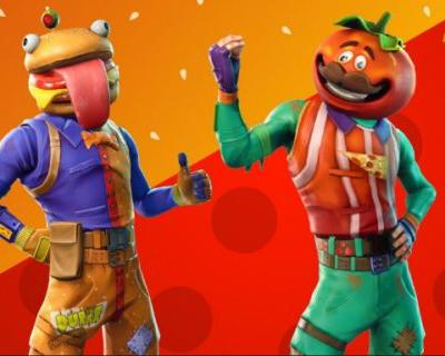 Fortnite v6.30 patch: Food Fight LTM, Mounted Turret and Last Word Revolver, Glider Redeploy disabled