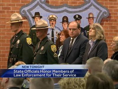 Dozens honored at New Hampshire Law Enforcement Awards
